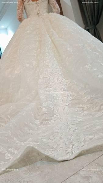 Annonce sur Affariat Tunisie pour: robe de marriage