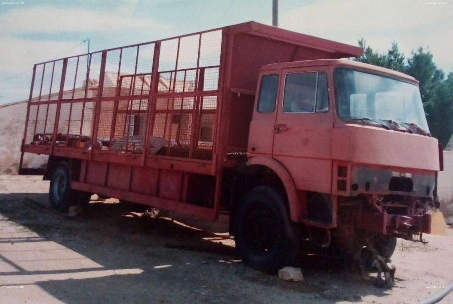 Annonce sur Affariat Tunisie pour: Camion majirus deutz