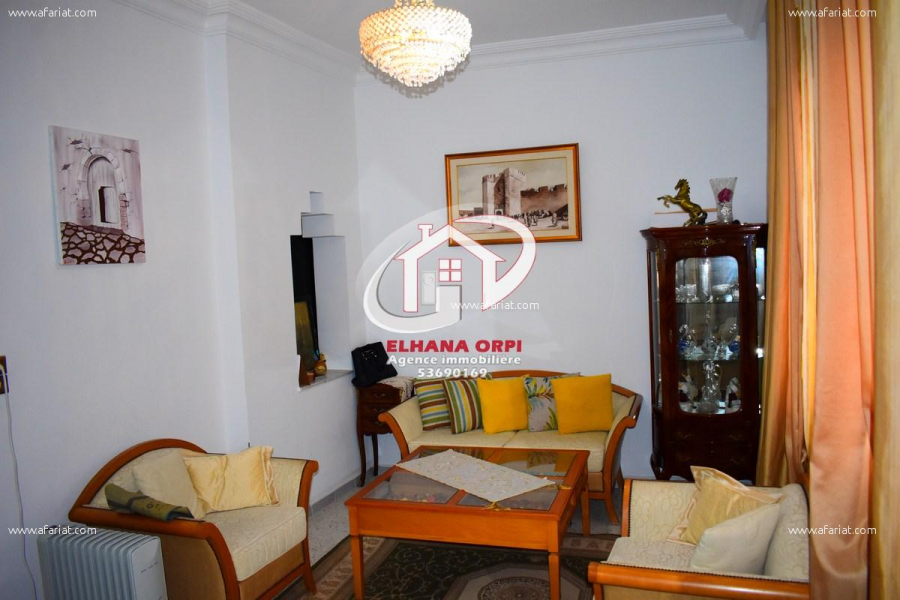 Annonce sur Affariat Tunisie pour: maison a vendre prés de faculté zone touristique