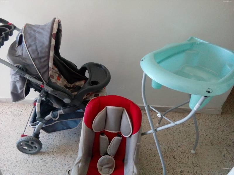 Annonce sur Affariat Tunisie pour: Occasion : équipements pour Bébé !!!!