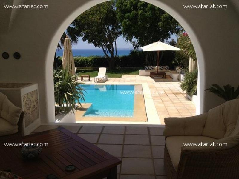 Annonce sur Affariat Tunisie pour: Villa Majestueuse - Hammamet/REF. L709