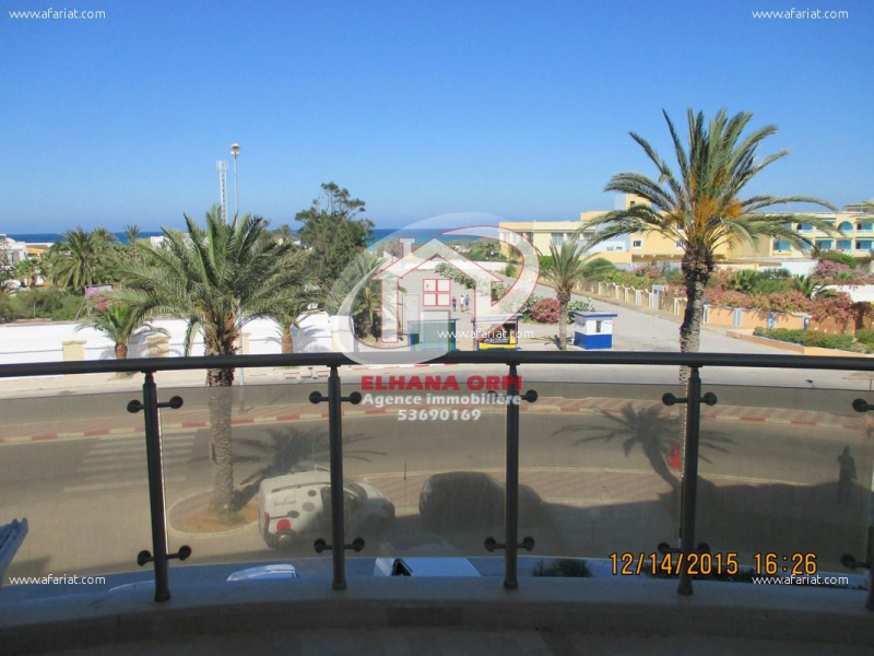 Annonce sur Affariat Tunisie pour: estivale 2020 s+2 ennadhour vue sur mer