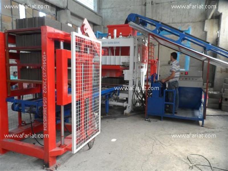 Annonce sur Affariat Tunisie pour: Machines à Parpaing en Polystyrène
