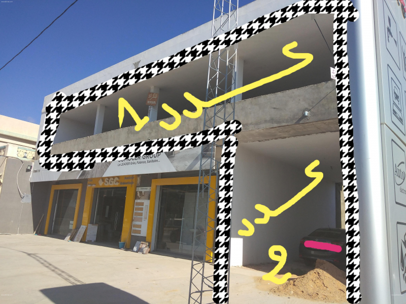 Annonce sur Affariat Tunisie pour: Local sur la GP7. De manouba.