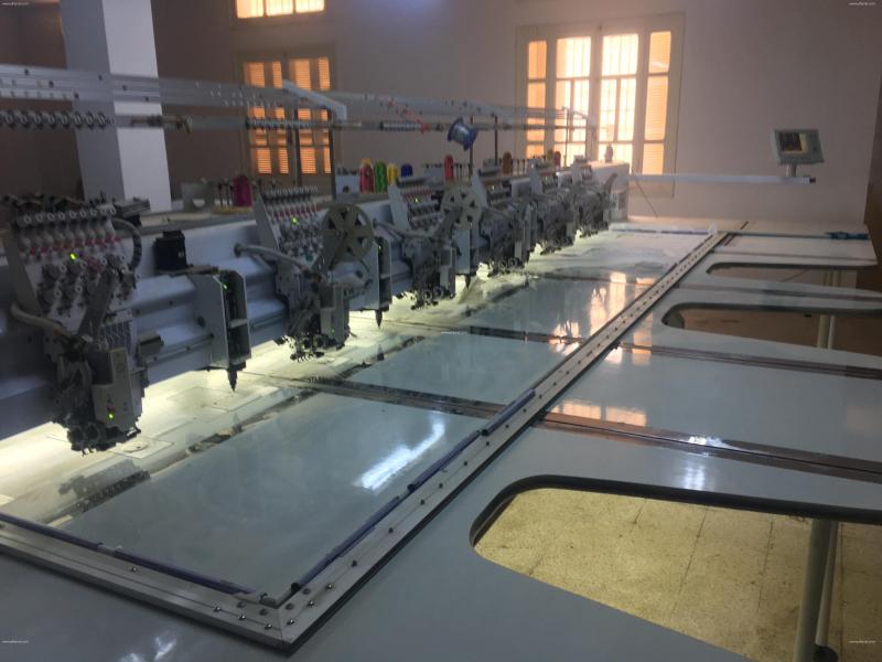 Annonce sur Affariat Tunisie pour: Machine de broderie