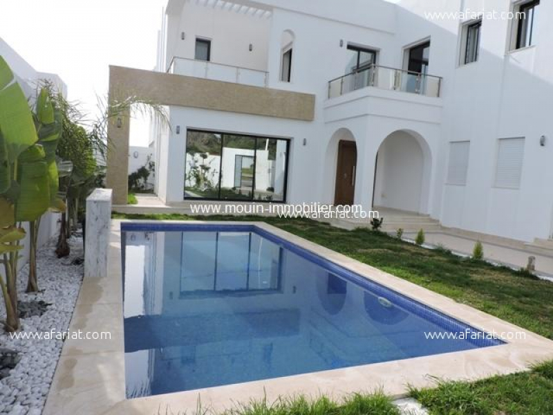 Annonce sur Affariat Tunisie pour: Villa Stephania AV1388 Hammamet zone craxi