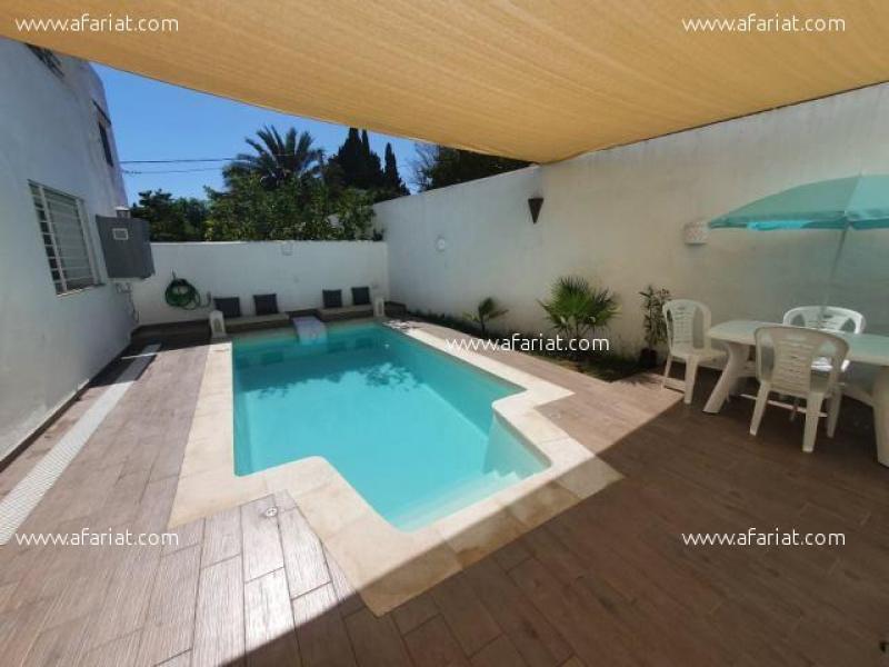 Annonce sur Affariat Tunisie pour: Appartement BRILLANT(Réf: L2291)