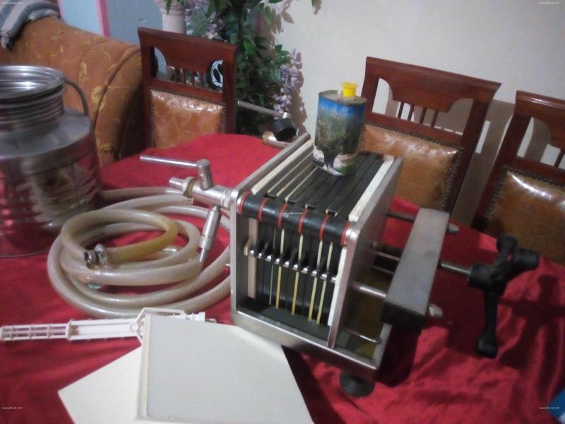 Annonce sur Affariat Tunisie pour: Machine de filtration d'huile à carton