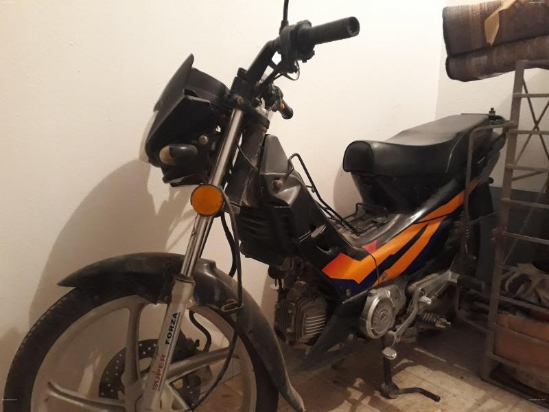 Annonce sur Affariat Tunisie pour: Moto Forza