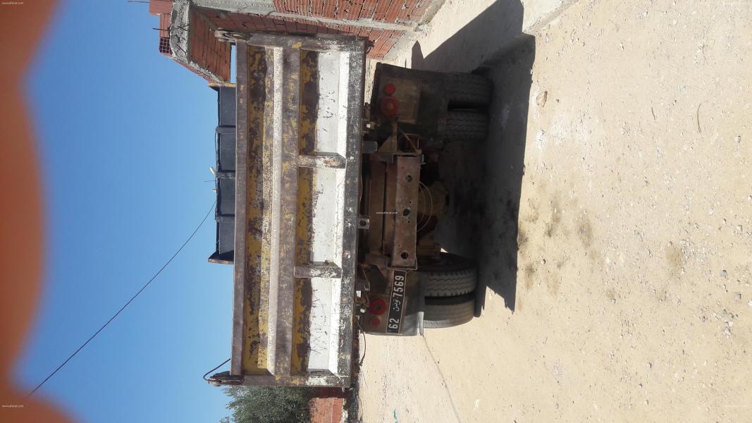 Annonce sur Affariat Tunisie pour: Camion Renault
