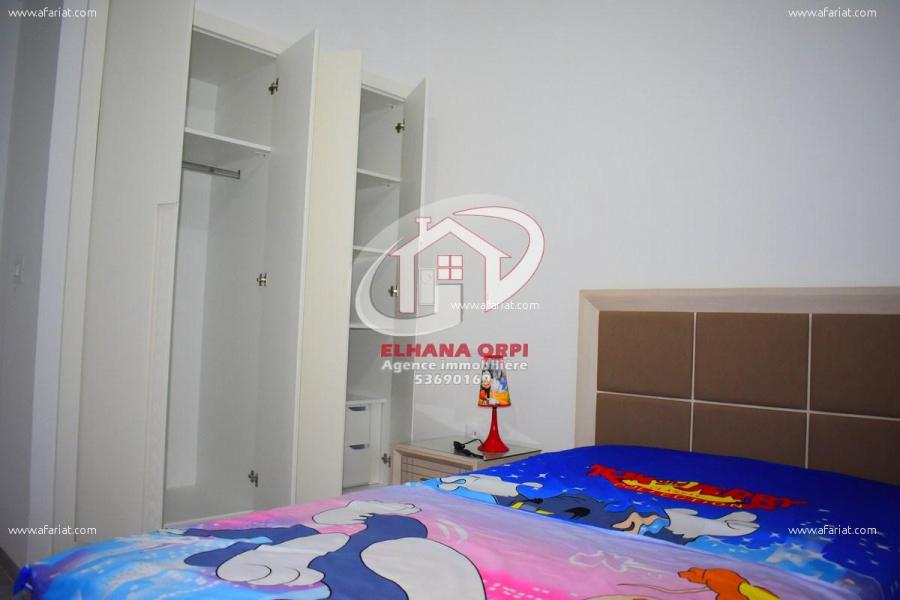 Annonce sur Affariat Tunisie pour: appartement s+2 très luxueux