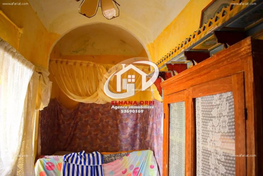 Annonce sur Affariat Tunisie pour: exceptionnelle maison avec vue sur mer à borjerras