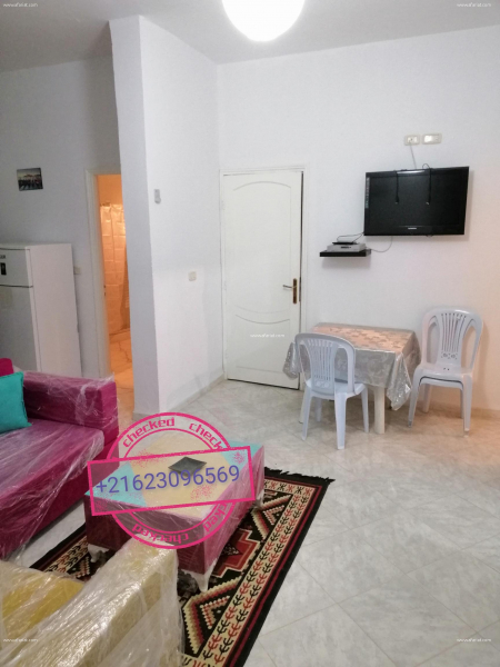 Annonce sur Affariat Tunisie pour: Appartement meublée à Tozeur