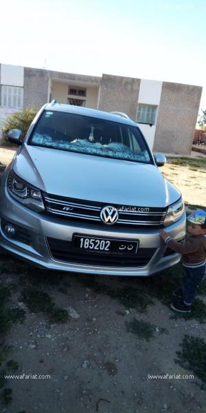 Annonce sur Affariat Tunisie pour: A vendre Volkswagen Tiguan hight line