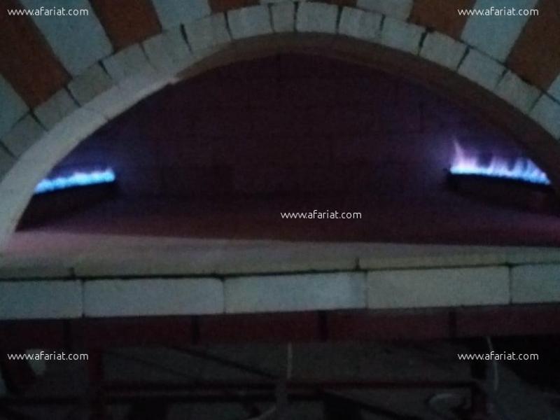 Annonce sur Affariat Tunisie pour: fabrication  de fours pizza a bois et a gaz
