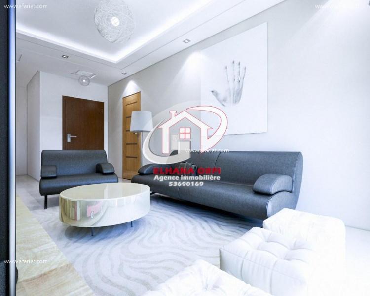 Annonce sur Affariat Tunisie pour: appartement en cour de construction a cote dyar el bahr