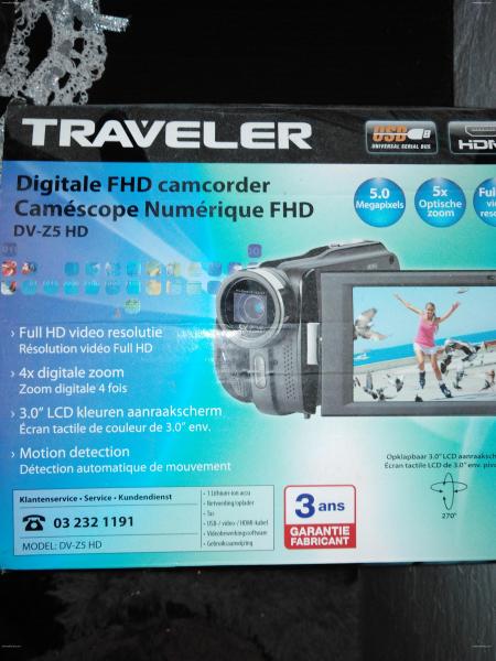 Annonce sur Affariat Tunisie pour: Camera numérique fhd