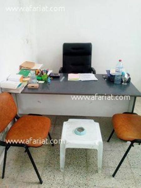 Annonce sur Affariat Tunisie pour: A vendre fond de commerce ou gérance libre