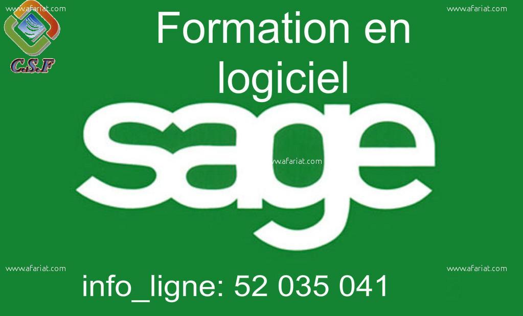 Formation pratique en Sage