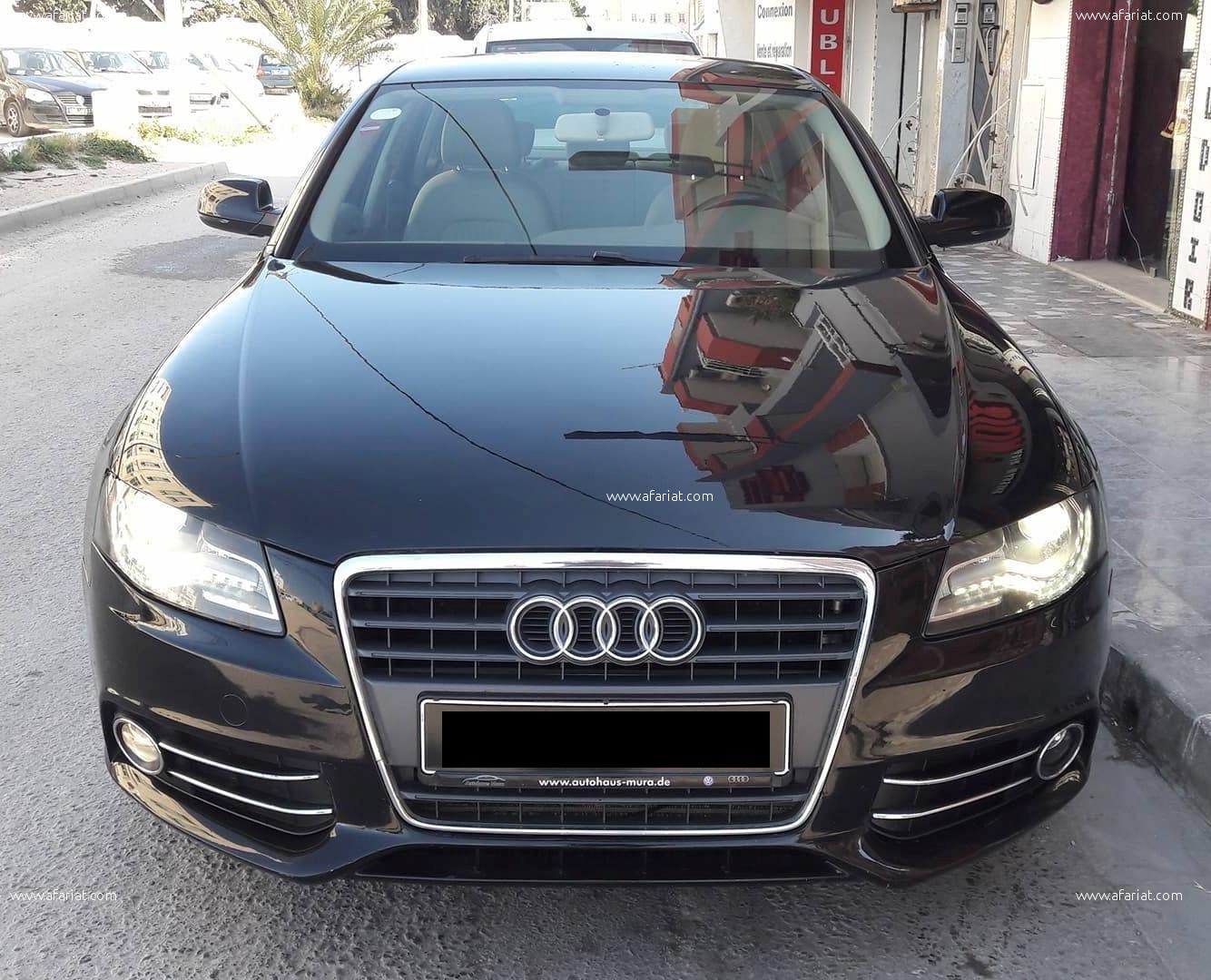 Audi a4 Essence