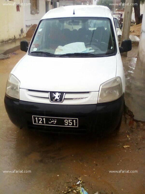 Peugeot Partner Essence