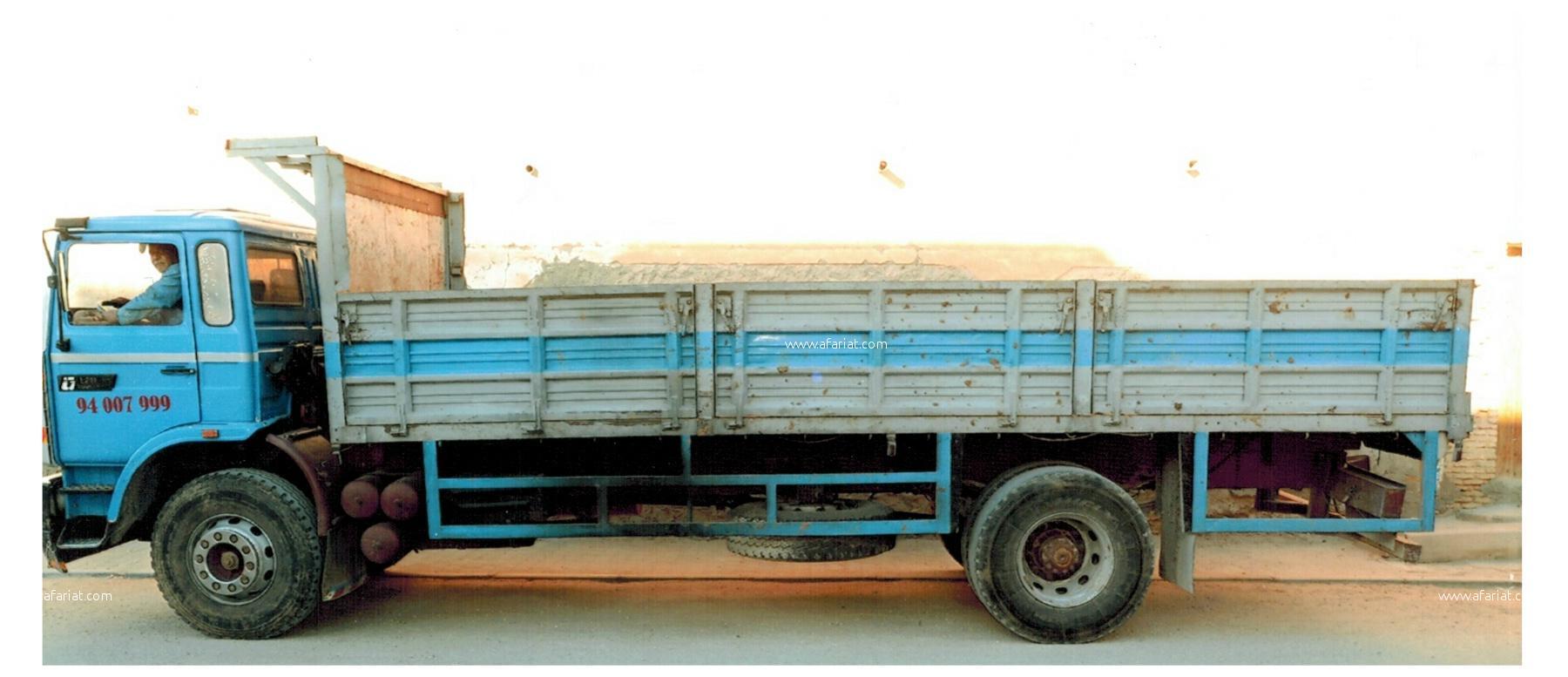un camion à vendre en bon état