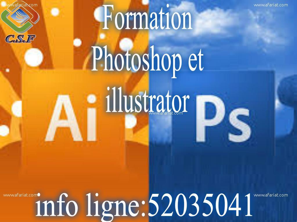 Formation Pratique Photoshop