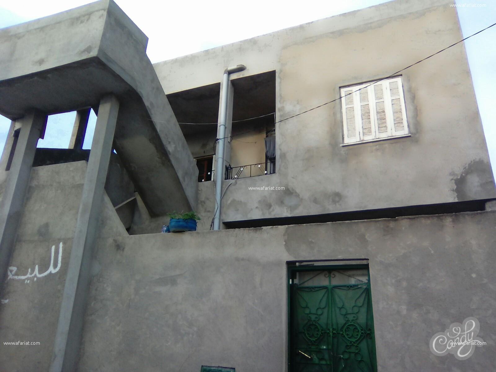 maison à mhamdia