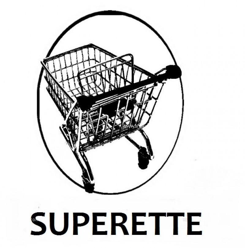 à vendre superette à jamel