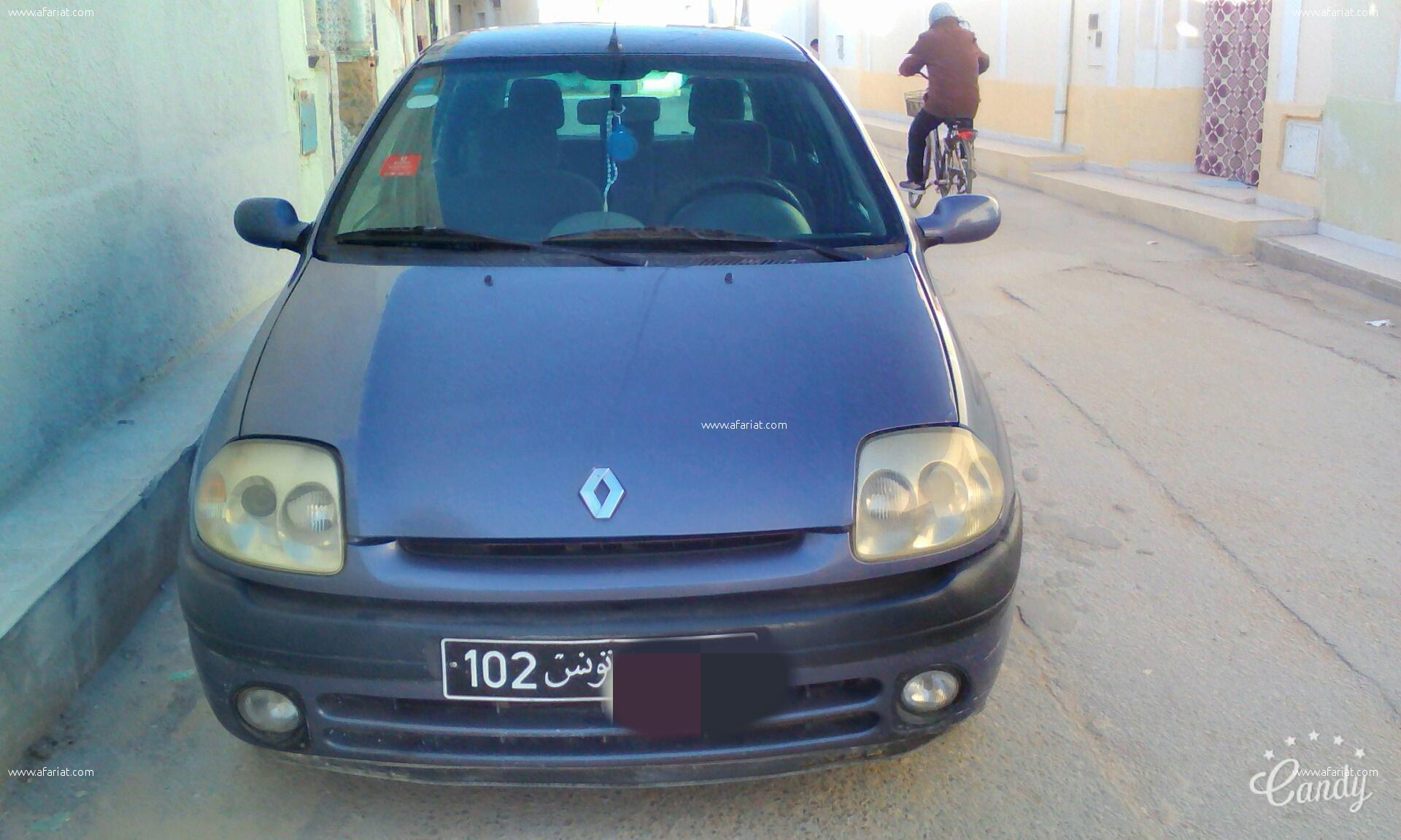 Clio bonne eta