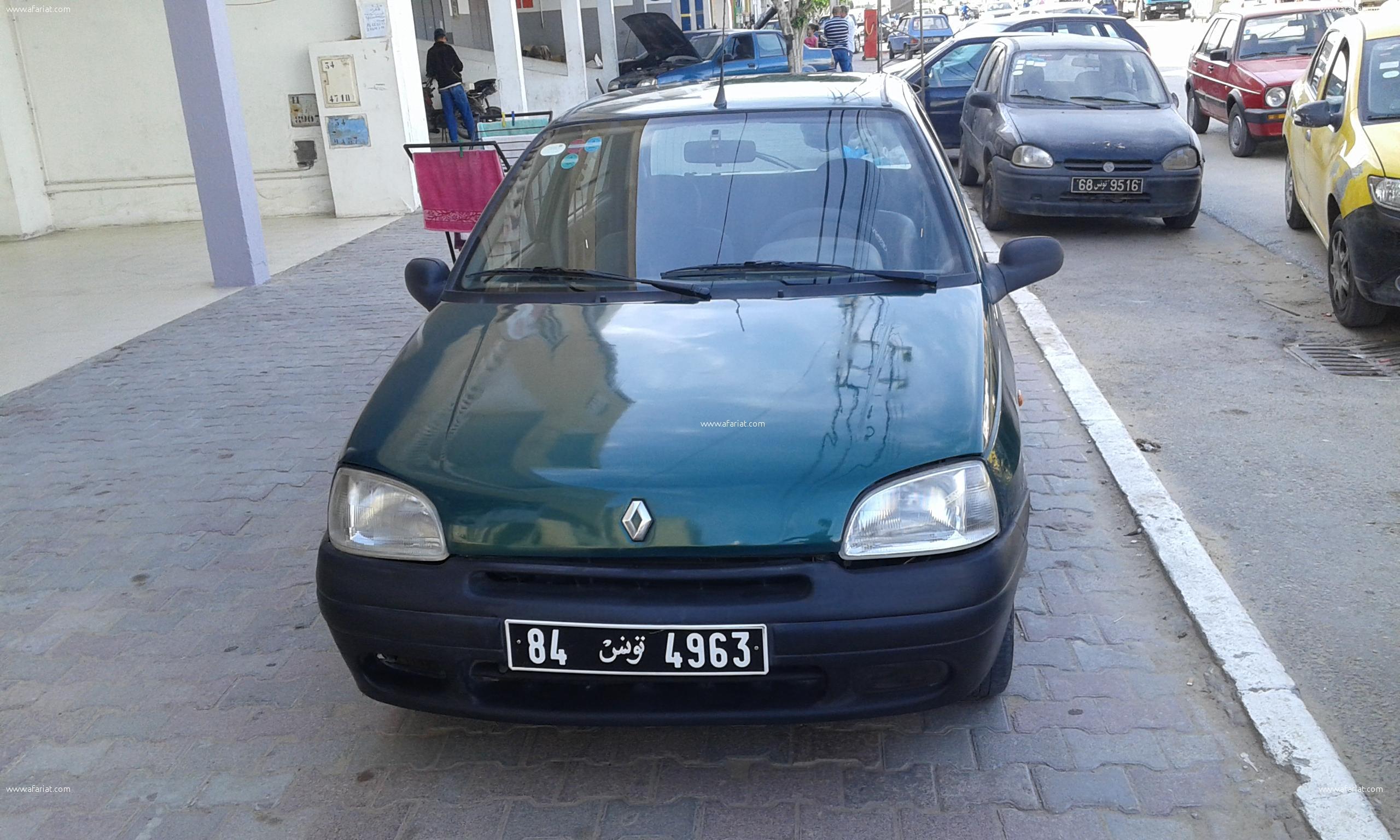 Clio chipie