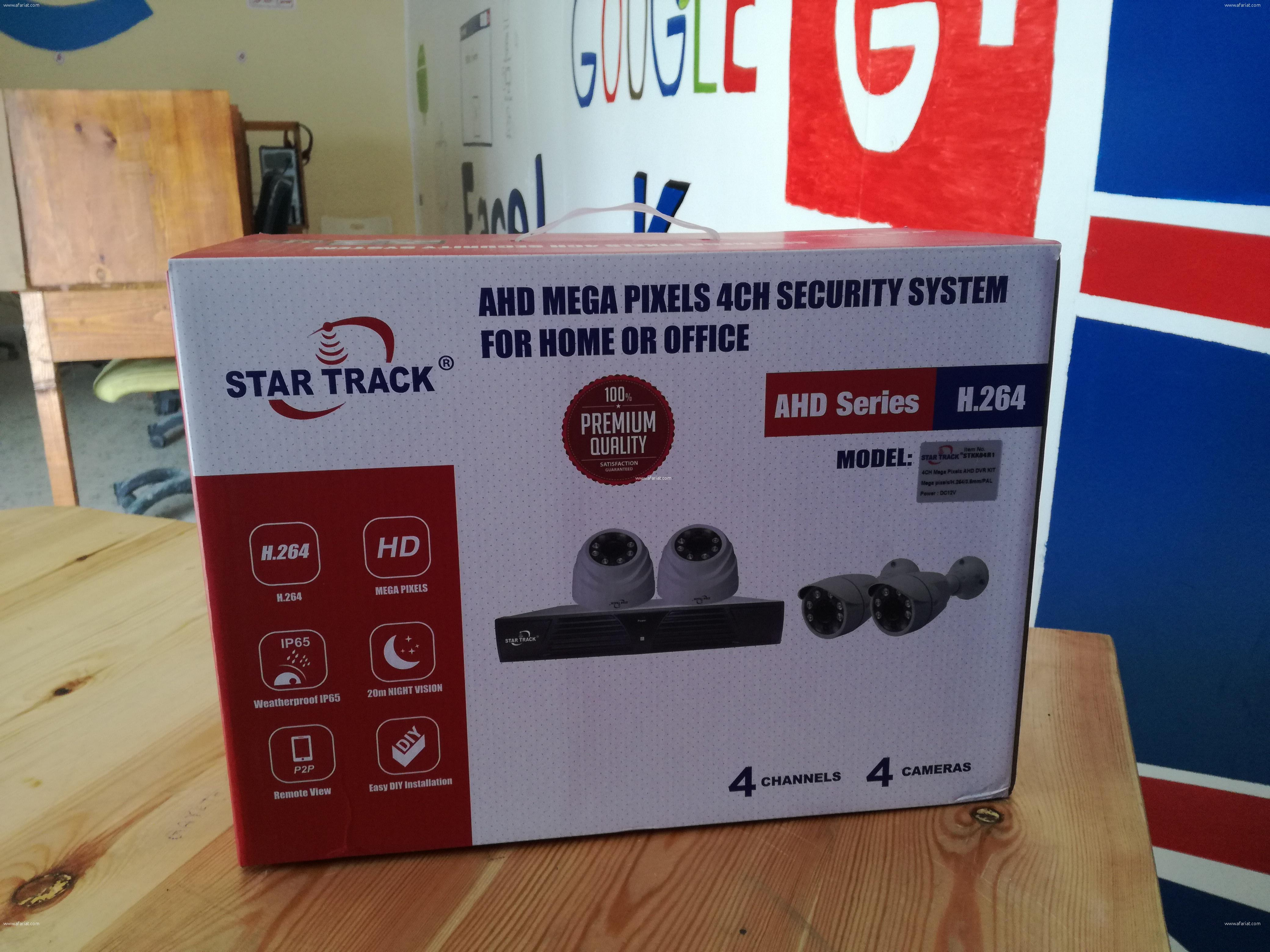 Pack camera security