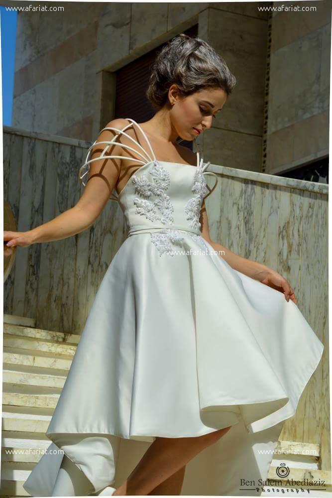 Robe de fiançaille ou mariée