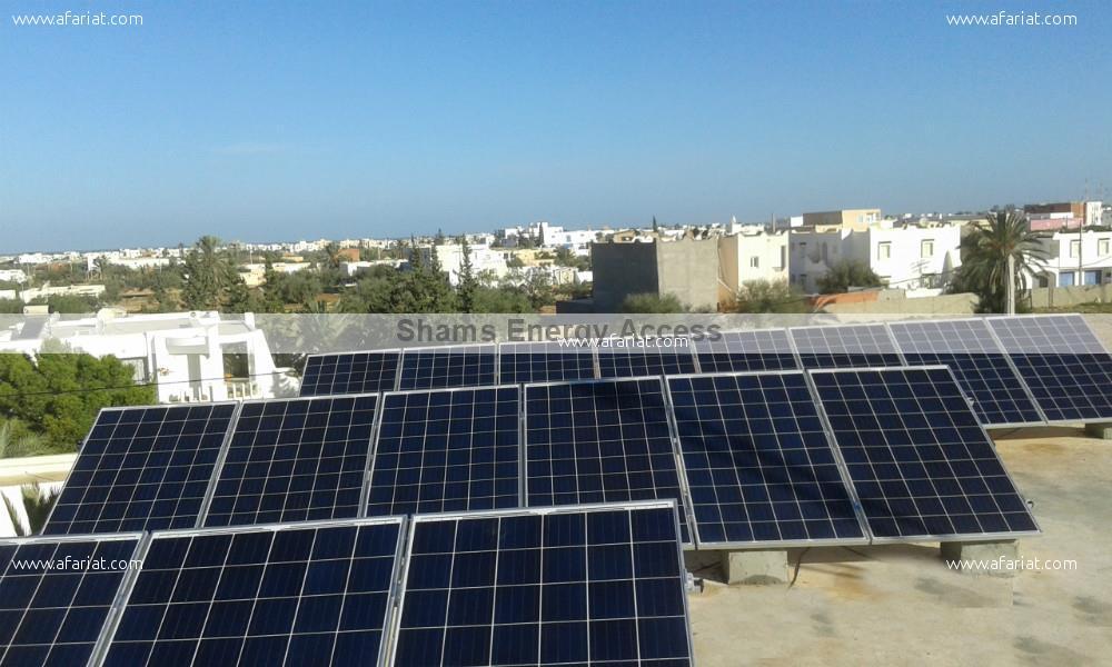 Du photovoltaïque pour votre facture d'électricité