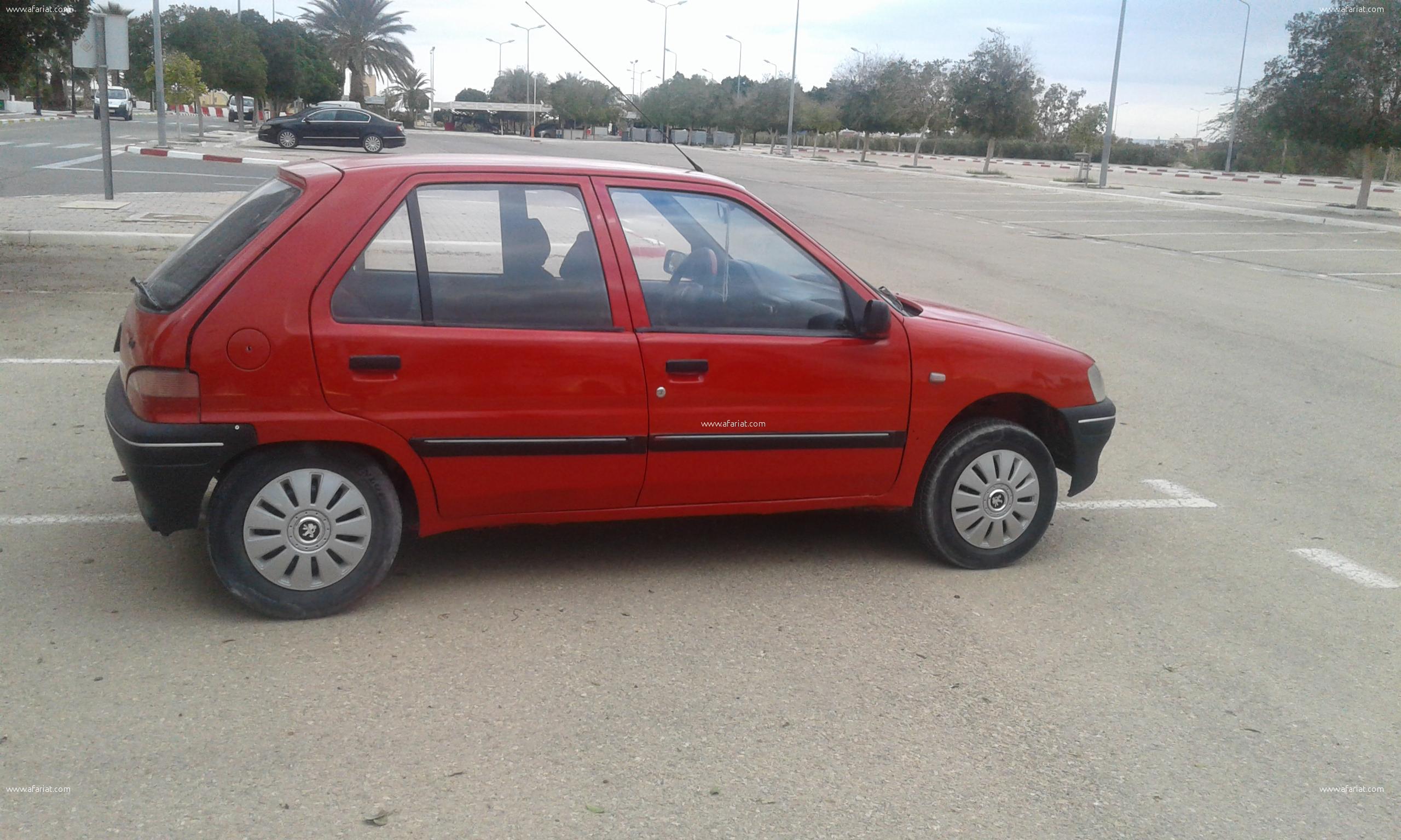 Peugeot 106 xn 4 cv tayara
