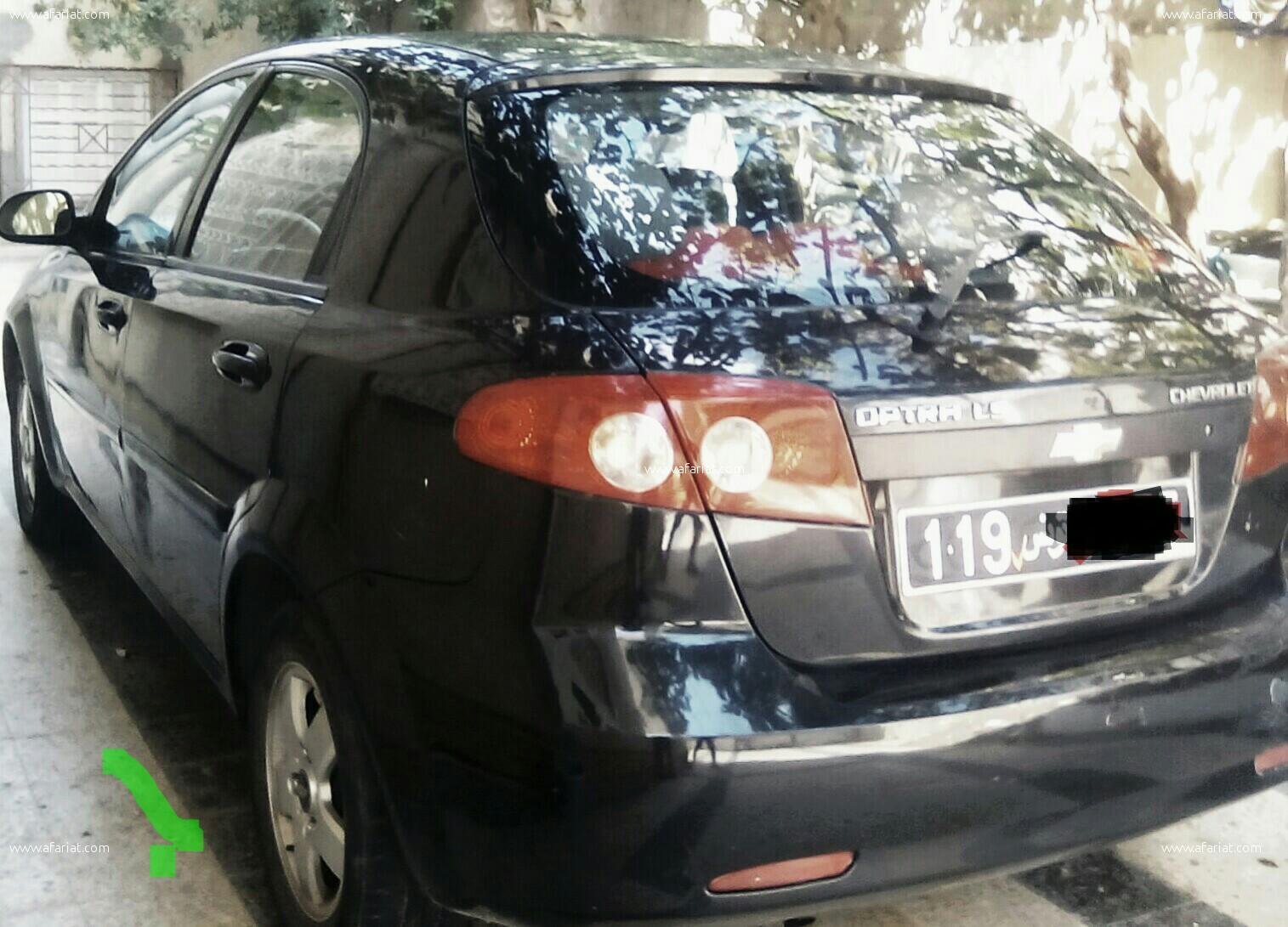 Chevrolet noire