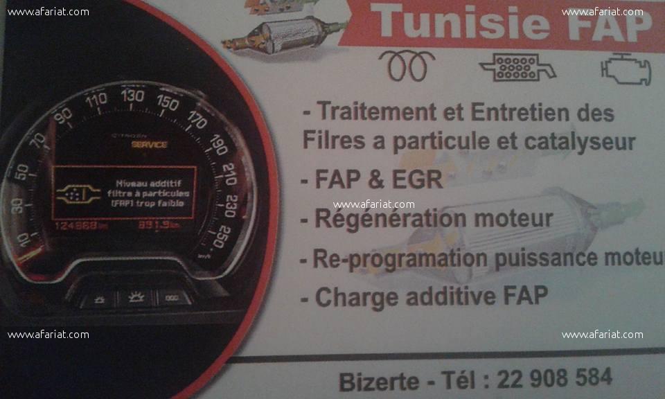 Tunisie FAP