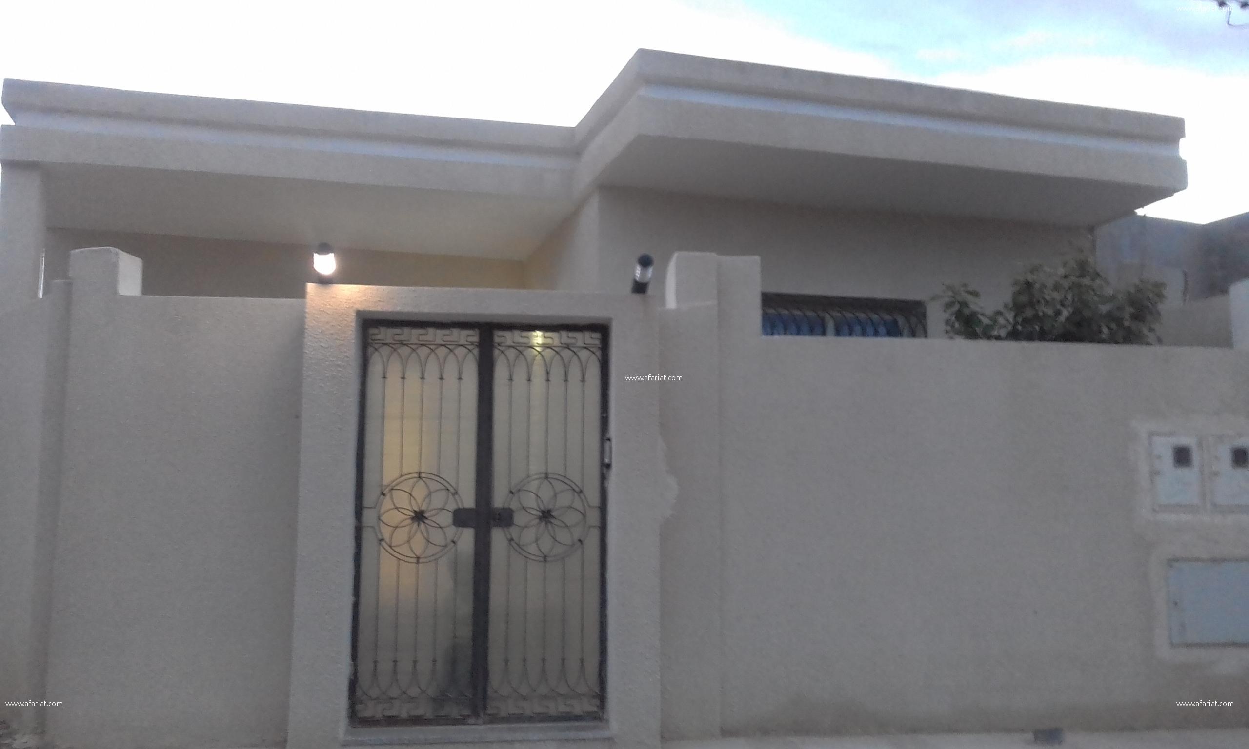 A vendre nouvelle maison