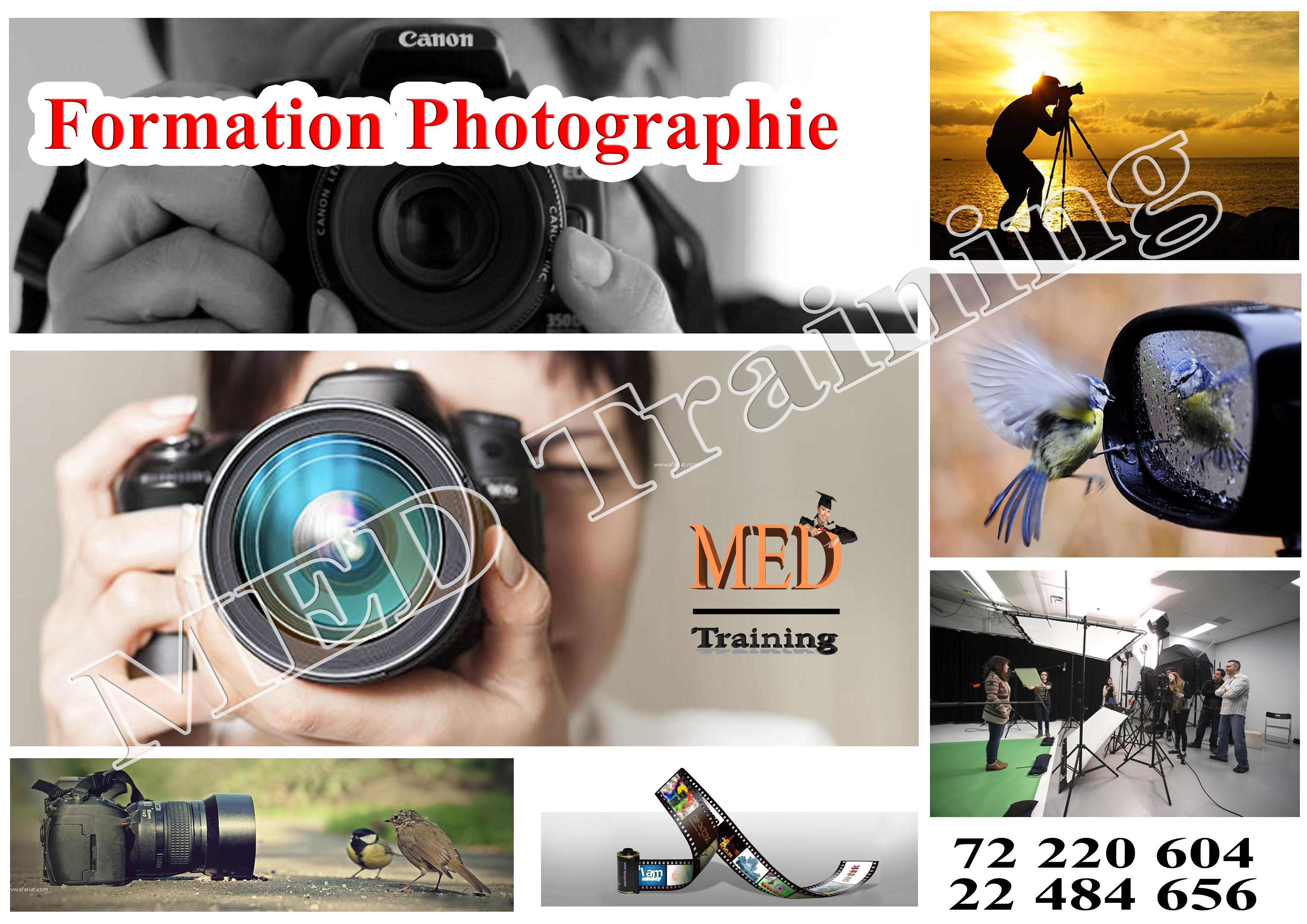 Formation en #Photographie