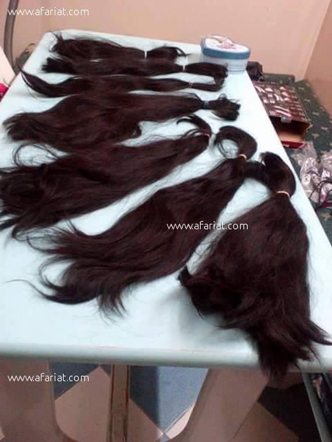 Extension Cheveux 100 % naturel a chaud a la kératine